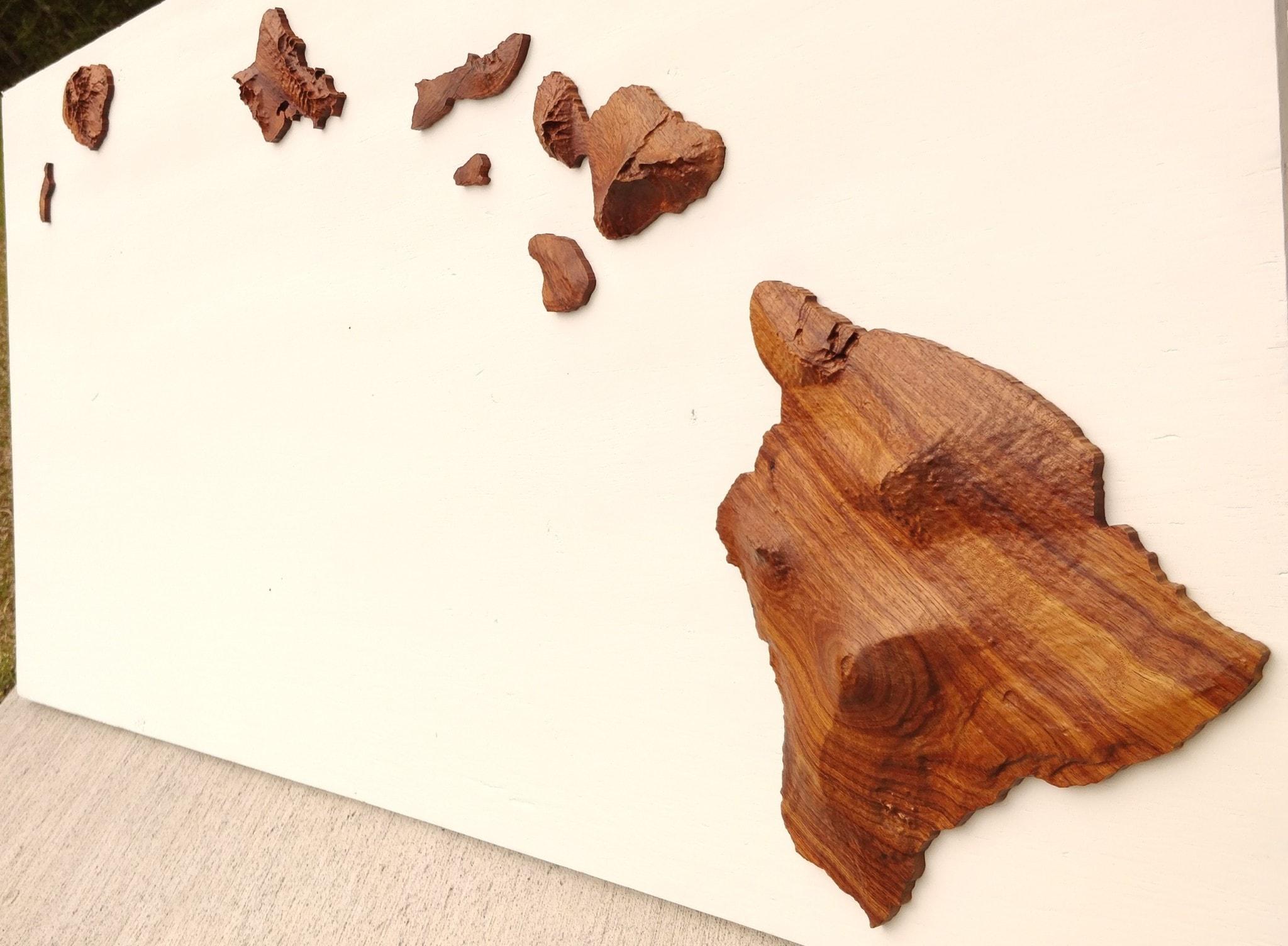 Hawaii Wood Art